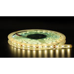 X3215A IP65 5050 Cool White 12V LED Silicon Strip Light 5m
