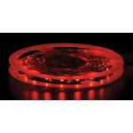 X3325 Red LED Adhesive Zig Zag Strip Lighting 2835 Chip