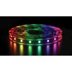 X3328 RGB LED Adhesive Zig Zag Strip Lighting 5050 Chip