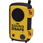 X5555 GME Sound Safe Waterproof Speaker and Phone Caddy