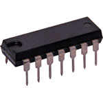 Z4001 4001 Quad 2 Input NOR Gate CMOS Logic IC