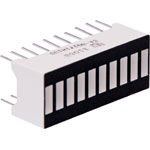 Z0964 8xGreen / 1xYellow / 1xRed Bar Graph LED
