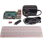 Z6301D Raspberry Pi 3 Model B Prototyping Starter Kit