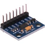 Z6321A ADXL345 3 Axis Accelerometer Breakout For Arduino