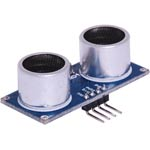 Z6322 Ultrasonic Distance Sensor Breakout For Arduino