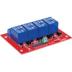 Z6327 4 Channel 5V Relay Control Board Module/Shield