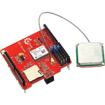 Z6332 U-Blox Neo-6M GPS Module With SD Slot & Antenna