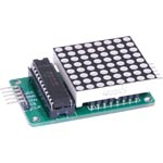 Z6362 8x8 Red LED Matrix Breakout Board