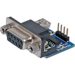 Z6369 RS232 Serial to TTL Bi-Directional Converter Module