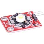 Z6376 3 Watt White Star LED Breakout Board