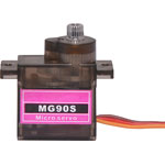 Z6444 Metal Geared MG90S 180° Micro Servo
