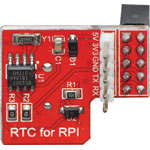 Z6554 Real Time Clock DS1307 RTC Module for Raspberry Pi