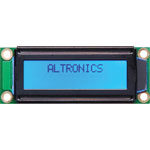 Z7006 16x2 Compact Blue LED Backlit Alphanumeric LCD