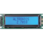 Z7018 16x2 Wide Angle Blue LED Backlit Alphanumeric LCD